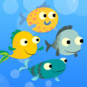 10 Little Fishies Thumbnails