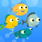10 Little Fishies Thumbnails