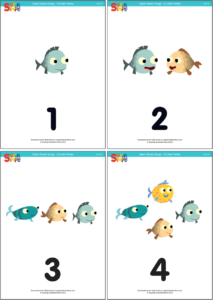 10 Little Fishies Super Simple Songs