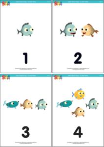 10 Little Fishies Super Simple