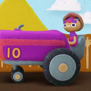10 Little Tractors Thumbnail