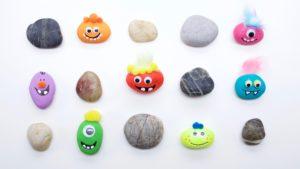 Monster Pet Rocks