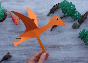 pterosaur puppet