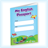 My English Passport from Super Simple Learning