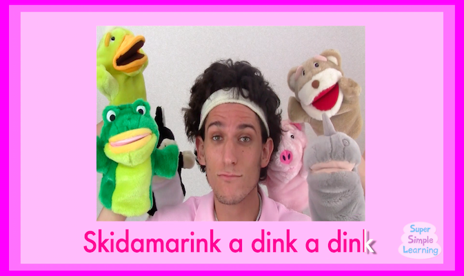 Skidamarink from Super Simple Learning