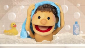 The Bath Song