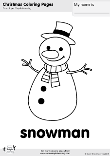snowman-coloring-page