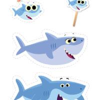Baby Shark Play Set
