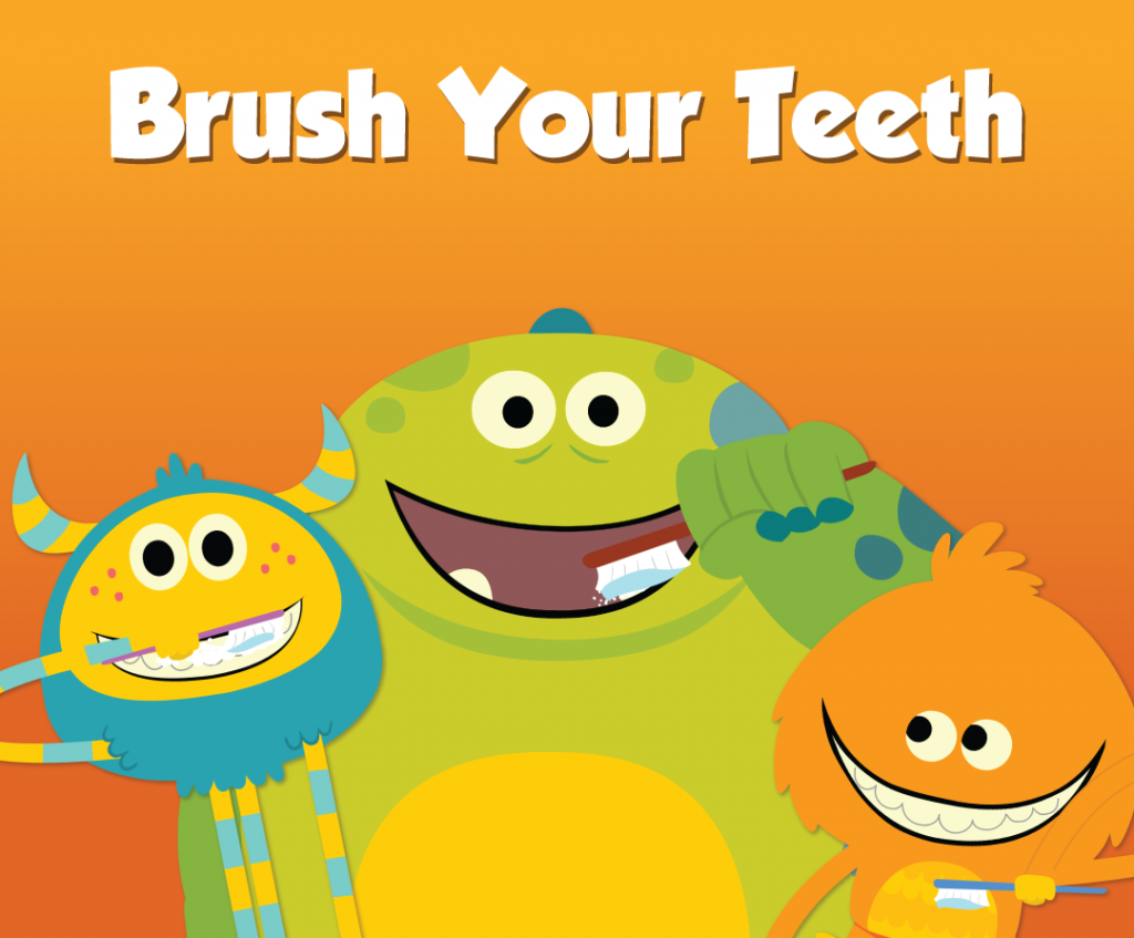 Brush Your Teeth by Super Simple Songs