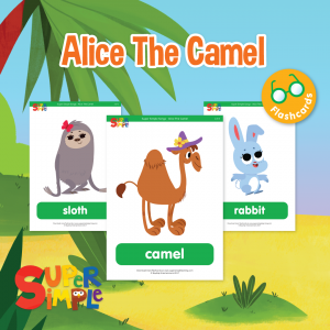 Alice The Camel Flashcards