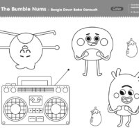 The Bumble Nums - Boogie Down Baba Ganoush