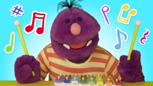 Learn About Music with Milo The Monster