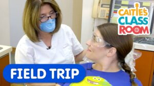 A Visit To The Dentist!