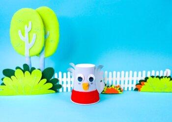 Little Robin Redbreast Craft