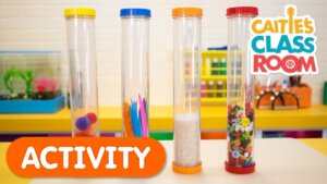 Learn Sounds With Sound Tubes
