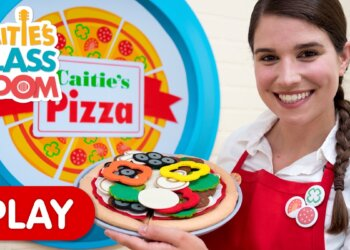 Let's Play Caitie's Pizza