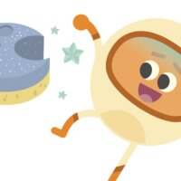 Out of This World Mooncakes