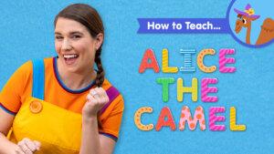 How To Teach Alice The Camel