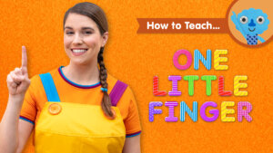 How To Teach One Little Finger