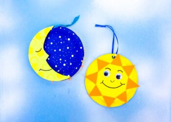 Sun & Moon Craft