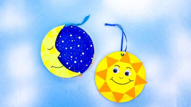 Sun & Moon Craft