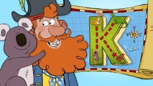 "A Kickin' Adventure on ""K"" Island"