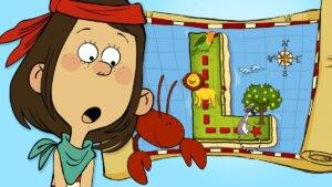 "A Looney Adventure on ""L"" Island"