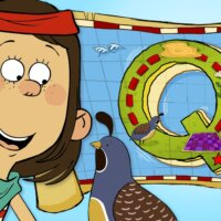 """A Quirky Quest on """"Q"""" Island"""