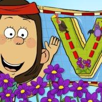 "A Valorous Voyage on ""V"" Island"