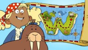 "A Whimsical Adventure on ""W"" Island"