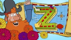 """A Zany Adventure on """"Z"""" Island"""