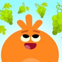 Gooshing Green Grape Juice