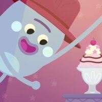 Enchanted Ice Cream Sundaes