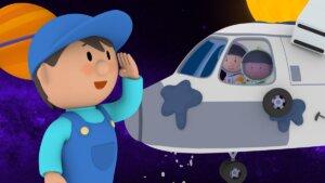 Commander Patterson's Space Shuttle