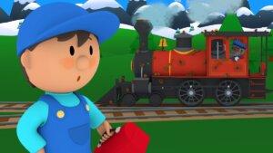 Trey's Train