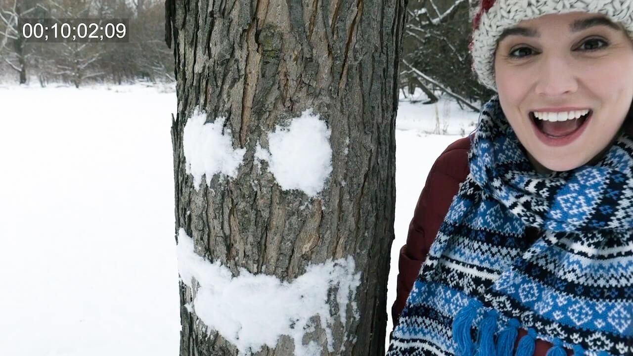 Spectacular Snow