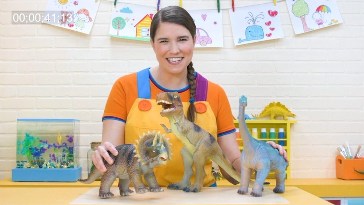 ROAR! Dinosaurs!