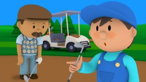 Garry's Golf Cart