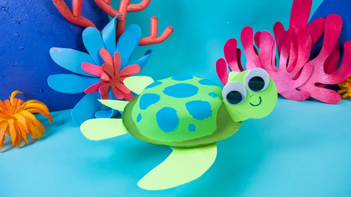 Myrtle The Turtle Craft