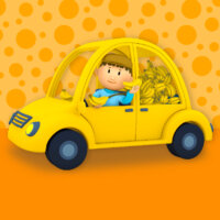 My Yellow Car (Carl's Car Wash)