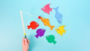 Magnet Fishing Game