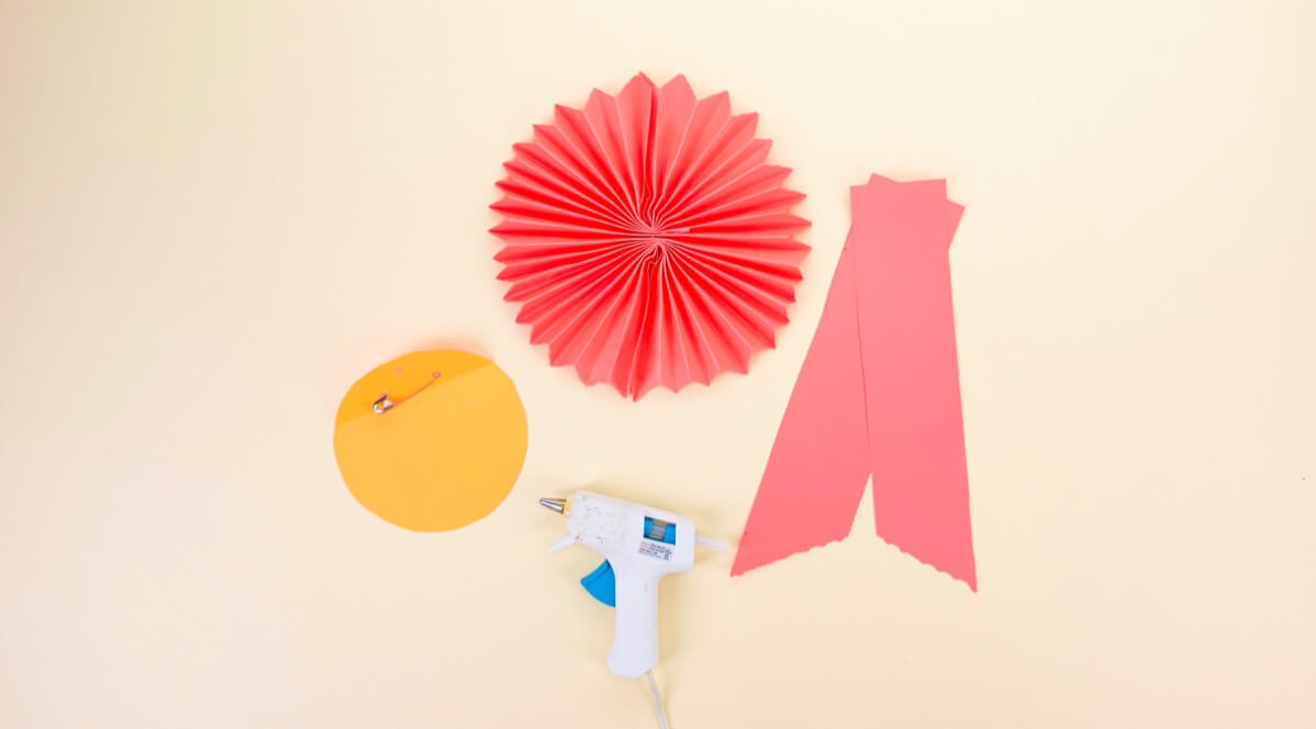 Jumbo Prize Ribbon Craft