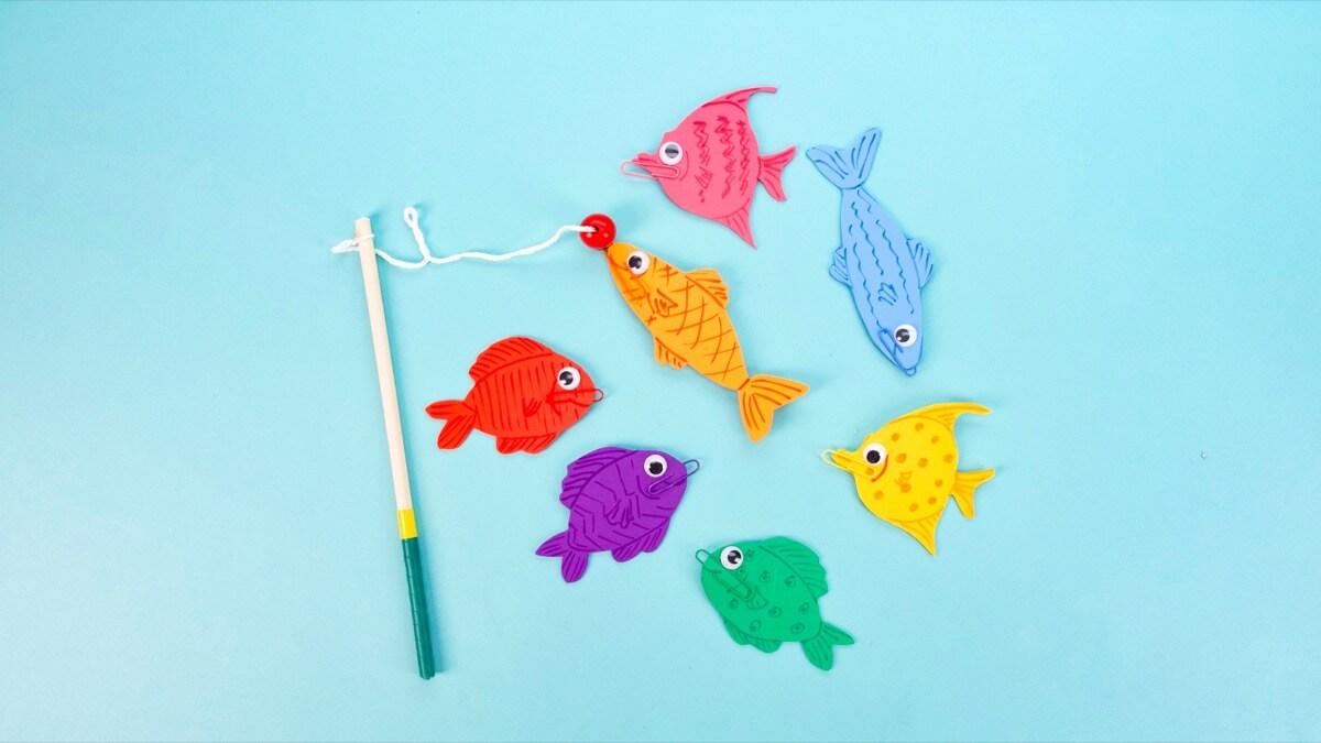 Magnet Fishing Game