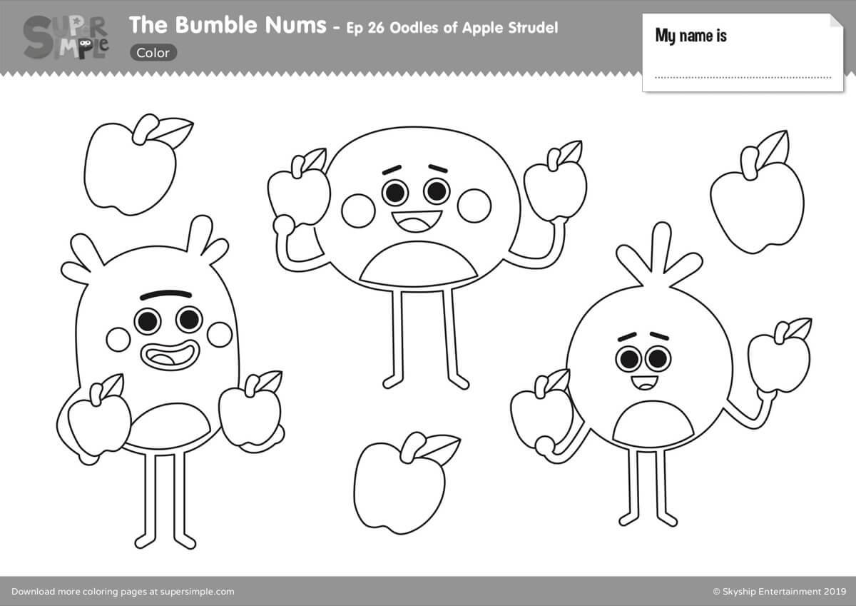 Bumble Num Bonanza!