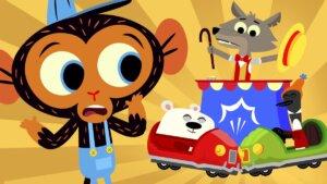 Mr. Coyote's Bumper Cars