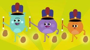 Marching Mashed Potatoes