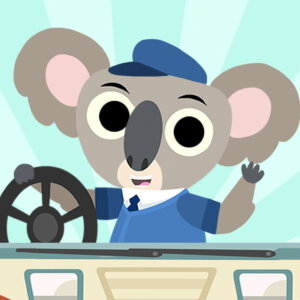 The Wheels On The Bus (Mr. Monkey Version)