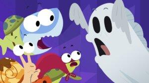 Happy Halloween, Finny!