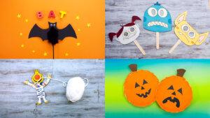 Ten Halloween Crafts & Activities from Super Simple!
