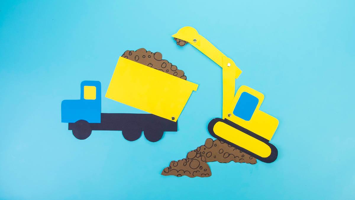 Construction Trucks!